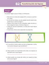 Desafíos Matemáticos Sexto grado página 149