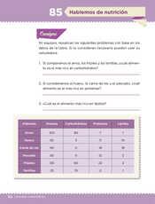 Desafíos Matemáticos Sexto grado página 152