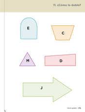 Desafíos Matemáticos Sexto grado página 175