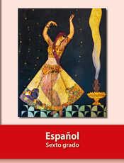 Lengua Materna Español Sexto grado página 001