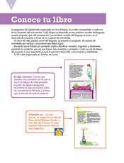 Lengua Materna Español Sexto grado página 004