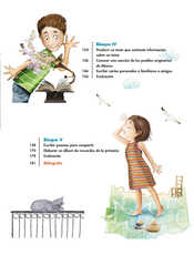 Lengua Materna Español Sexto grado página 007