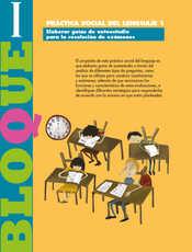 Lengua Materna Español Sexto grado página 008