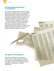 Lengua Materna Español Sexto grado página 012