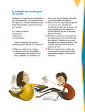 Lengua Materna Español Sexto grado página 015
