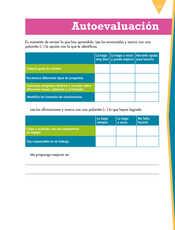 Lengua Materna Español Sexto grado página 017