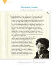 Lengua Materna Español Sexto grado página 020