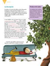 Lengua Materna Español Sexto grado página 026