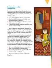 Lengua Materna Español Sexto grado página 027