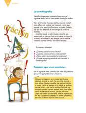 Lengua Materna Español Sexto grado página 028