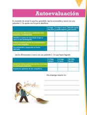 Lengua Materna Español Sexto grado página 031