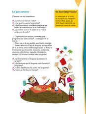 Lengua Materna Español Sexto grado página 033