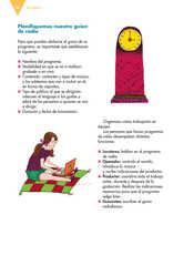 Lengua Materna Español Sexto grado página 036