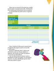 Lengua Materna Español Sexto grado página 037