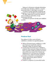 Lengua Materna Español Sexto grado página 038