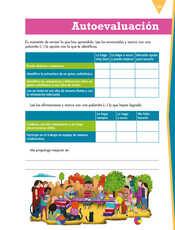 Lengua Materna Español Sexto grado página 039