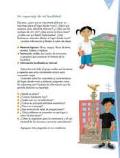 Lengua Materna Español Sexto grado página 047