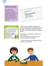 Lengua Materna Español Sexto grado página 050