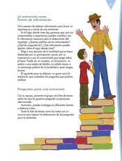 Lengua Materna Español Sexto grado página 051