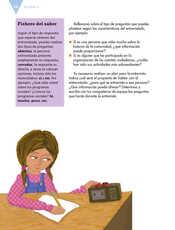 Lengua Materna Español Sexto grado página 052
