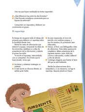 Lengua Materna Español Sexto grado página 055