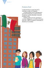 Lengua Materna Español Sexto grado página 056