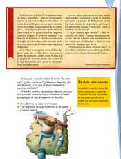 Lengua Materna Español Sexto grado página 061