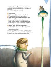 Lengua Materna Español Sexto grado página 071