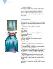 Lengua Materna Español Sexto grado página 072