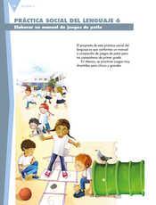Lengua Materna Español Sexto grado página 074