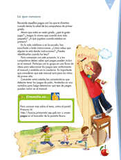 Lengua Materna Español Sexto grado página 075