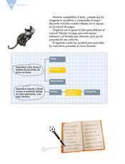 Lengua Materna Español Sexto grado página 080
