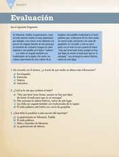 Lengua Materna Español Sexto grado página 084
