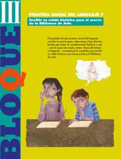 Lengua Materna Español Sexto grado página 086