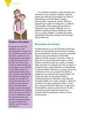 Lengua Materna Español Sexto grado página 090