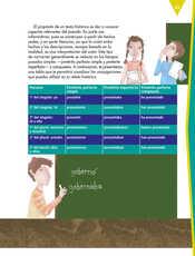 Lengua Materna Español Sexto grado página 093