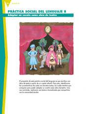 Lengua Materna Español Sexto grado página 096