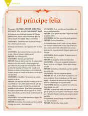 Lengua Materna Español Sexto grado página 098