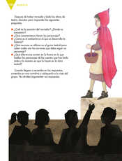 Lengua Materna Español Sexto grado página 100