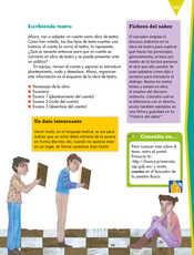 Lengua Materna Español Sexto grado página 103