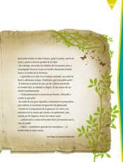 Lengua Materna Español Sexto grado página 105
