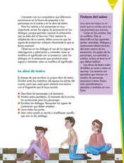 Lengua Materna Español Sexto grado página 107