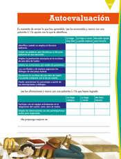 Lengua Materna Español Sexto grado página 109