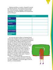 Lengua Materna Español Sexto grado página 113