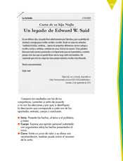 Lengua Materna Español Sexto grado página 115