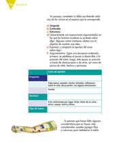 Lengua Materna Español Sexto grado página 116
