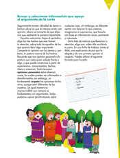Lengua Materna Español Sexto grado página 117