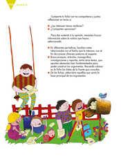 Lengua Materna Español Sexto grado página 118