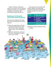 Lengua Materna Español Sexto grado página 119