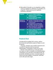 Lengua Materna Español Sexto grado página 120